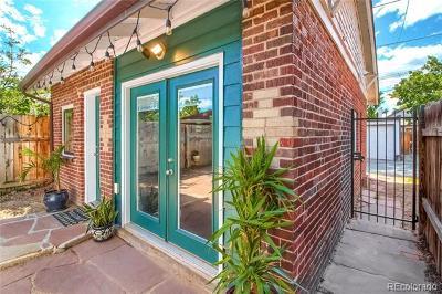 Regis Single Family Home Active: 4855 Raleigh Street