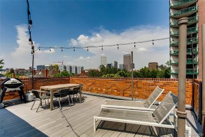 Denver Condo/Townhouse Active: 1130 North Pennsylvania Street #104