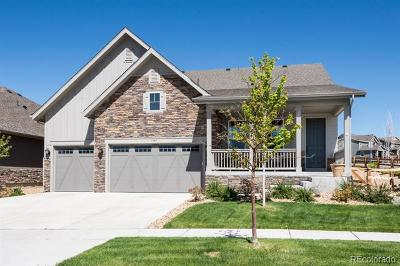 Aurora Single Family Home Active: 7960 South Flat Rock Way
