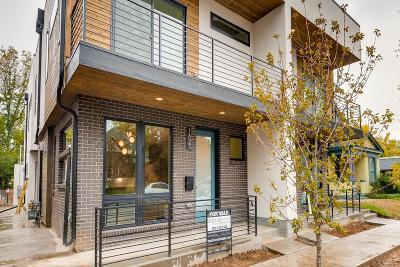 Denver Condo/Townhouse Under Contract: 1831 South Pearl Street #1