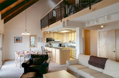 Steamboat Springs Condo/Townhouse Active: 2602 Longthong Road #308