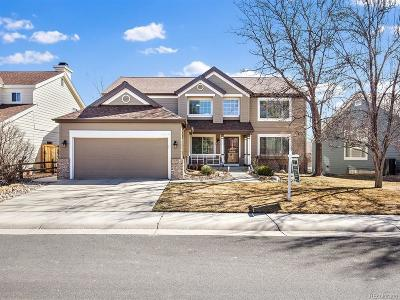 Highlands Ranch Single Family Home Under Contract: 9163 Madras Court