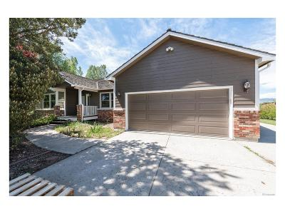 Niwot Single Family Home Under Contract: 6957 Peppertree Drive