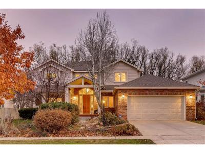 Boulder Single Family Home Active: 4304 South Hampton Circle