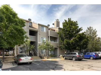 Condo/Townhouse Sold: 7414 South Alkire Street #201