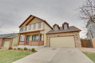 Aurora CO Single Family Home Active: $495,000
