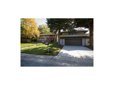 Arvada Single Family Home Active: 6976 Dudley Drive