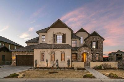 Highlands Ranch Single Family Home Active: 10693 Flowerburst Court