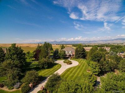 Boulder County Single Family Home Active: 6471 Coralberry Court