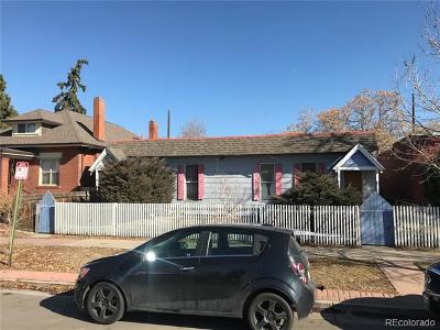 Denver CO Condo/Townhouse Active: $570,000