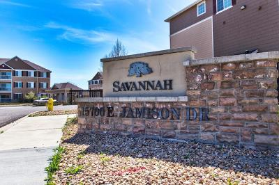 Englewood Condo/Townhouse Active: 15700 East Jamison Drive #7307