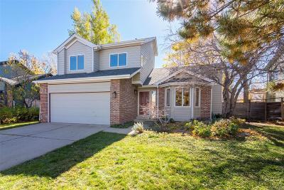 Boulder Single Family Home Active: 2502 Vine Place