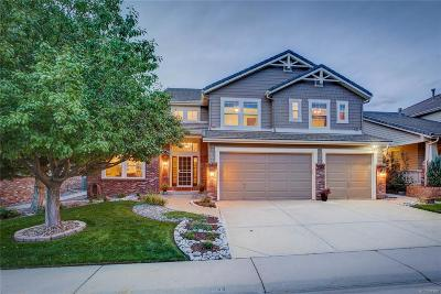 Highlands Ranch Single Family Home Active: 3053 Greensborough Drive
