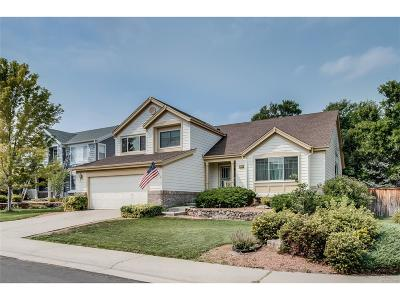 Highlands Ranch Single Family Home Active: 5689 Wickerdale Lane