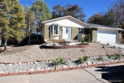 Arvada Single Family Home Active: 6106 West 75th Place