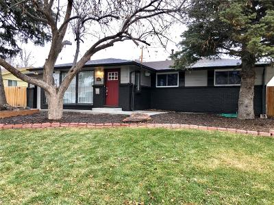 Lakewood Single Family Home Active: 8585 West Utah Avenue