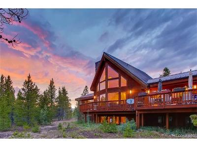 Leadville Single Family Home Active: 7 Rodeo Drive
