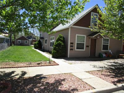 Golden Multi Family Home Under Contract: 1135 9th Street
