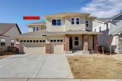 Castle Rock Single Family Home Active: 1415 Sidewinder Circle