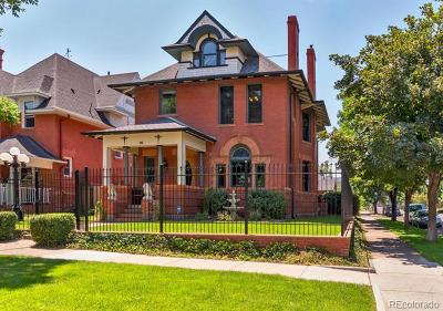 City Park, City Park North, City Park South, City Park West Single Family Home Active: 2155 North High Street