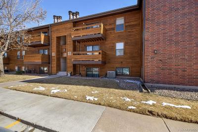 Lakewood CO Condo/Townhouse Sold: $203,500