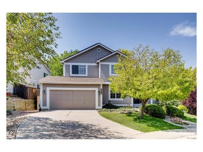Lone Tree Single Family Home Active: 7877 Barkway Court