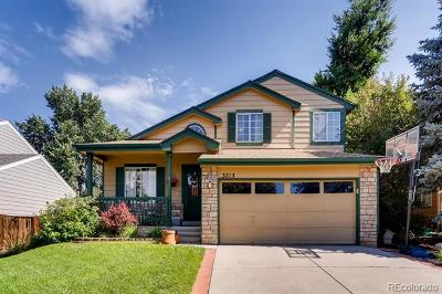Westridge, Westridge Highlands Ranch Single Family Home Active: 3713 Rosewalk Court
