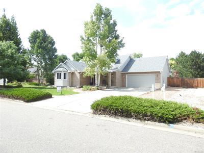 Berthoud Single Family Home Under Contract: 1020 Arapahoe Avenue