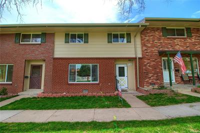 Lakewood Condo/Townhouse Active: 12591 West Alameda Drive