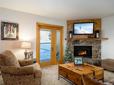 Steamboat Springs CO Condo/Townhouse Active: $349,000