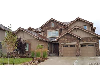 Highlands Ranch Single Family Home Active: 10769 Sundial Rim Road