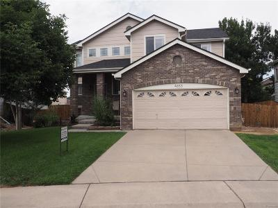 Single Family Home Under Contract: 4653 East 127th Place