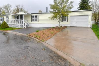 Adams County Single Family Home Active: 2000 West 92nd Avenue #156