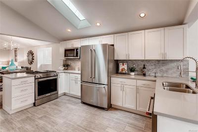 Denver Single Family Home Active: 1428 South Logan Street