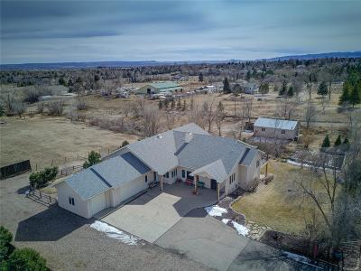 Littleton Single Family Home Under Contract: 5270 South Miller Street
