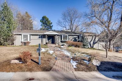 Arapahoe County Single Family Home Active: 4070 South Dexter Street