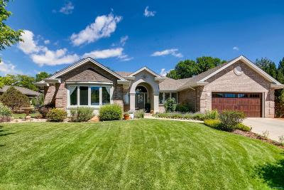 Longmont Single Family Home Active: 835 Hays Circle