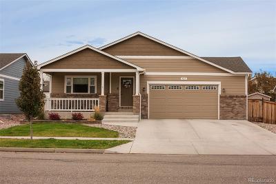 Berthoud Single Family Home Under Contract: 565 Pyramid Peak Street