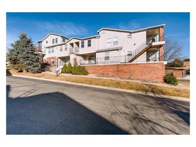 Lakewood Condo/Townhouse Active: 1646 South Deframe Street #C7