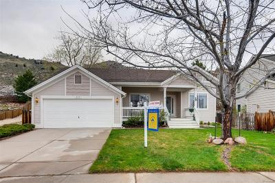 Golden Single Family Home Under Contract: 210 White Ash Drive