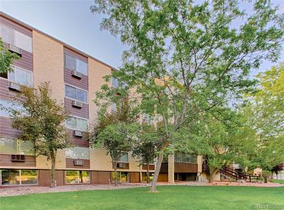Condo/Townhouse Sold: 3460 South Poplar Street #310