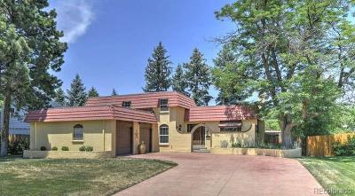 Broomfield Single Family Home Under Contract: 835 Mesa Court