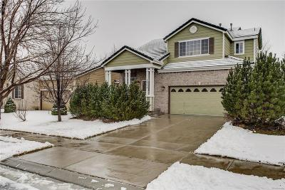 Commerce City Single Family Home Under Contract: 15772 East 96th Way