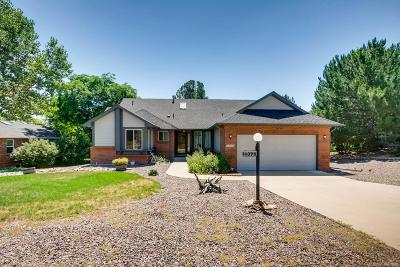 Longmont Single Family Home Under Contract: 4096 Niblick Drive