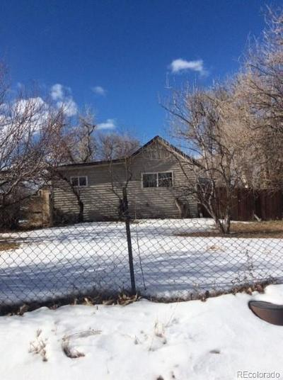 Lakewood Single Family Home Under Contract: 5660 West Ellsworth Avenue