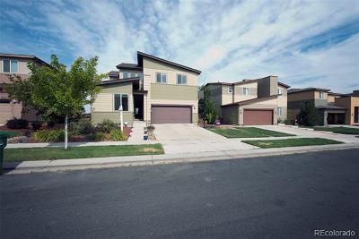 Commerce City Single Family Home Active: 10763 Sedalia Circle