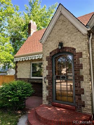 Washington Park Single Family Home Active: 1125 East Virginia Avenue