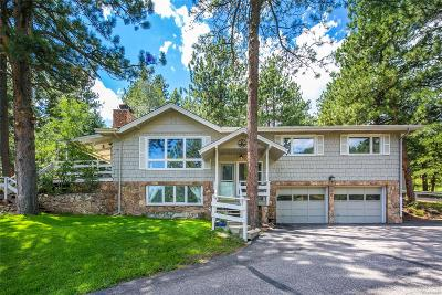 Evergreen Single Family Home Under Contract: 1987 Wieler Road