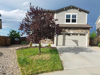 Castle Rock Single Family Home Active: 2082 Coach House Loop