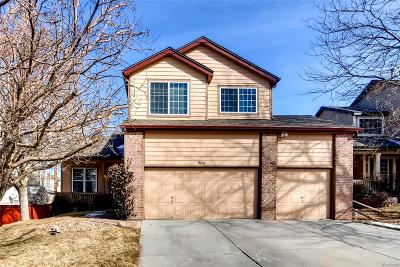 Southridge Single Family Home Under Contract: 9718 Red Oakes Drive
